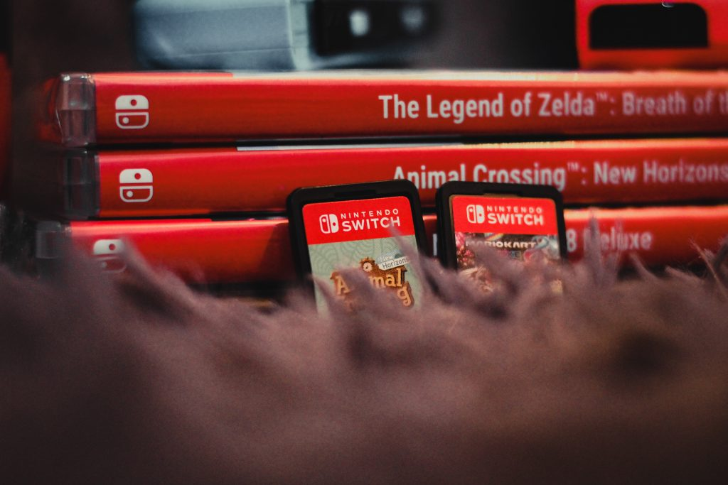 die coolsten Nintendo Switch-Games